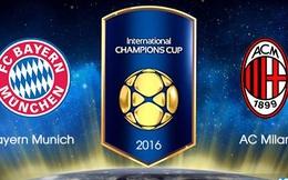 Box TV: Xem TRỰC TIẾP Bayern vs Milan (08h30)