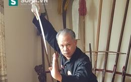 Tuổi thơ dữ dội của cao thủ võ Việt được ví như Hoàng Phi Hồng