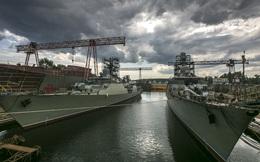 Xuất hiện hình ảnh tàu Gepard của Việt Nam đã sắp được hoàn thiện