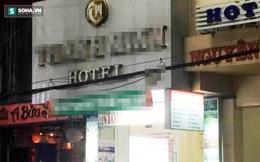 Người đàn ông Việt kiều chết trên giường trong khách sạn