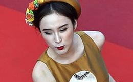 """8 giây may mắn của Angela Phương Trinh trên thảm đỏ Cannes: Đừng biến nó thành cú """"nổ"""" của sự ảo tưởng"""