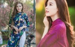 Ngắm hot girl Việt đẹp ngọt ngào du xuân