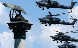 Căng thẳng leo thang với Ukraine, Nga tập trận ở Biển Đen