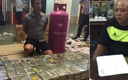 Kết luận điều tra vụ nhồi 490 bánh heroin trong bình gas