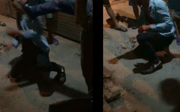 Hiếp dâm bất thành, nam thanh niên bị đánh hội đồng giữa phố Hà Nội