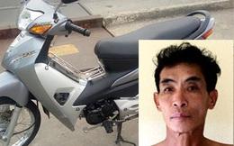 Kẻ có 5 tiền án cả gan vào trụ sở Công an trộm xe máy
