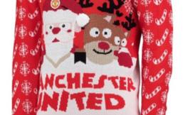 """Quà Giáng sinh của Man Utd bị """"chê ỏng chê eo"""""""