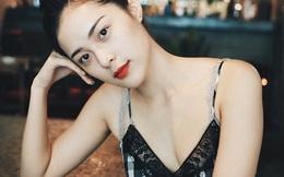 Váy áo mỏng manh làm lộ khuyết điểm của bạn gái Cường Đô la