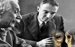 Tài liệu mật: Einstein và những tìm hiểu về sự sống ngoài hành tinh!