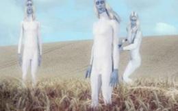 """Tiết lộ cuộc chạm trán kinh hoàng với """"người ngoài hành tinh"""" trắng toát năm 2009"""