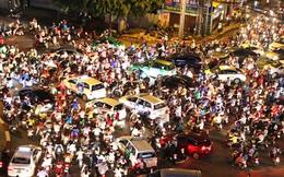 """Giải cứu giao thông: xe máy chỉ là """"nạn nhân"""""""