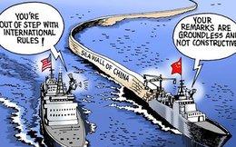 """Chiến lược """"bành trướng lắt léo"""" của Trung Quốc"""