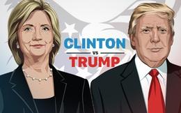 """Trump-Clinton tranh luận nảy lửa về """"An ninh của nước Mỹ"""""""