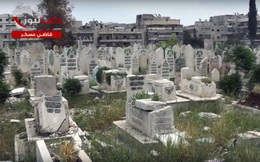 [VIDEO] Sự thật khủng khiếp ở Syria: Người chết không còn chỗ chôn