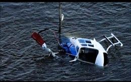 Trực thăng Iran rơi ở Biển Caspian, 5 người thiệt mạng