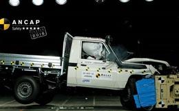 Xem xe Toyota 32 năm tuổi vẫn đạt tiêu chuẩn 5 sao trong thử nghiệm tai nạn, đúng là chất lượng Nhật!