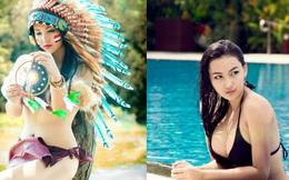 'Hot girl thổ dân': 'Đừng so sánh tôi với Bà Tưng'