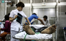 Đêm trắng của bác sĩ khoa cấp cứu: Nơi giành giật mạng sống cho bệnh nhân