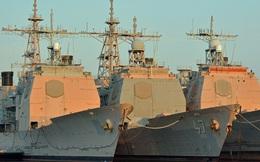 """Những tàu chiến """"nghỉ hưu non"""" của Mỹ khiến nhiều lực lượng hải quân phải mơ ước"""