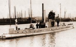 Trận thắng không tưởng của tàu ngầm Đức hơn một thế kỷ trước