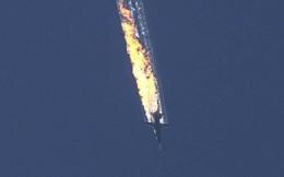 Diễn biến mới bất ngờ trong vụ máy bay Su-24 Nga bị Thổ Nhĩ Kỳ bắn rơi