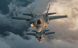 Tiêm kích F-35 xơi tái phi đội máy bay thế hệ 5 của Nga?
