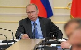 """Tổng thống Nga đến Crimea sau cáo buộc Ukraine """"âm mưu khủng bố"""""""