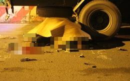 Nam thanh niên chết thảm lúc 2h sáng, xe máy nát bét