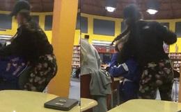 Không thích nhạc chuông điện thoại của bạn, nữ sinh trung học lao vào đánh nam sinh cùng lớp tới tấp