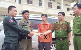 Đối tượng truy nã đặc biệt nguy hiểm trong vỏ bọc lưu học sinh Campuchia