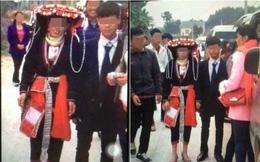 """Ngỡ ngàng trước đám cưới """"chồng 91 - vợ 78"""" của cặp đôi Việt"""