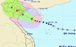 7-9 cơn bão ảnh hưởng trực tiếp đến khu vực Biển Đông