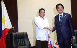 """Vì sao Duterte vẫn """"nồng ấm"""" với Nhật Bản dù muốn xoay trục sang TQ?"""
