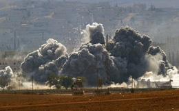 Israel không kích hàng loạt kho vũ khí của Syria