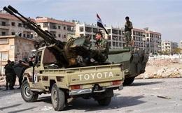 Nga: Quân đội Syria giành lại quyền kiểm soát 93%, tận diệt IS ở thành phố Aleppo