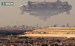 """Phát hiện """"đĩa bay khổng lồ"""" tại vùng đất hẻo lánh không điện thoại, Internet ở Tây Phi?"""