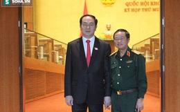 Đại tướng Đỗ Bá Tỵ được giới thiệu bầu Phó Chủ tịch Quốc hội