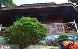 Biệt thự của đại gia vàng vẫn yên vị trên núi Hải Vân