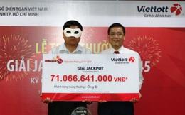 Vietlott sẽ chứng minh đã chuyển tiền trả thưởng gần 200 tỷ của 3 giải độc đắc