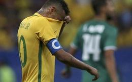 """Thân Messi, Neymar định dùng """"chiêu độc xấu xí"""" của đàn anh?"""