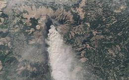 Núi lửa giúp dừng một trận động đất ở Nhật Bản