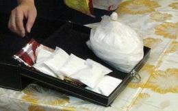 Bắt quả tang đối tượng mua bán trái phép ma túy ở Lai Châu