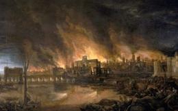 Vì sự tắc trách của thị trưởng, Luân Đôn từng suýt thành bình địa do hỏa hoạn!