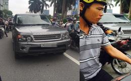 Hà Nội: Đâm 2 mẹ con bị thương nặng, tài xế bỏ xe sang Range Rover giữa đường, rời hiện trường