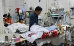 7 ngày Tết, gần 11.500 trường hợp cấp cứu tại Hà Nội
