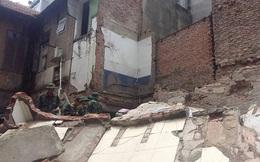 Vụ sập nhà 4 tầng ở Cửa Bắc: Đề xuất khởi tố vụ án hình sự