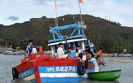 Tối nay ngư dân được Trung Quốc phẫu thuật sọ não về đến Đà Nẵng