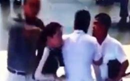 Cấm bay đối với Thanh tra Sở GTVT Hà Nội hành hung nữ nhân viên hàng không