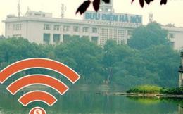 Làm sao để dùng wifi miễn phí ở phố đi bộ quanh hồ Hoàn Kiếm?