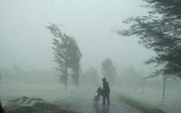 Bão số 7 gây gió giật mạnh cấp 10 ở đảo Bạch Long Vĩ, cách Quảng Ninh - Hải Phòng 360km